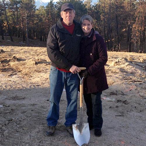 New Custom Home – Miller Residence (Black Forest Fire Rebuild #2)