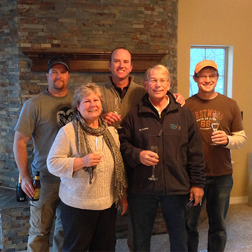 Custom Home in Mountain Shadows – Rose Residence (Waldo Canyon Fire Rebuild #09)