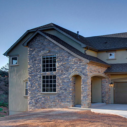 Custom Home in Mountain Shadows – Sier Residence (Waldo Canyon Fire Rebuild #02)