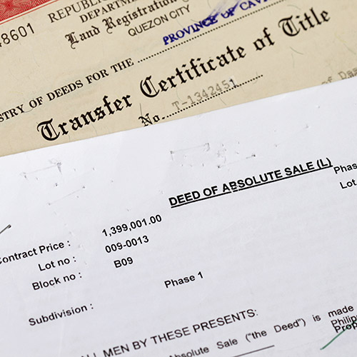 Understanding Title Insurance When Building A Home
